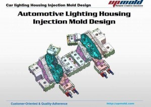 Automotive-Lighting-Housing-Injection-Mold-Design