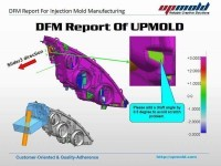 DFM-Report for injection mold