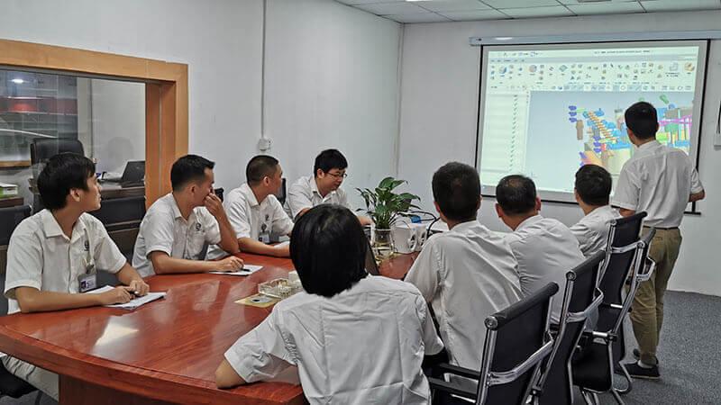 Engineer team of Upmold
