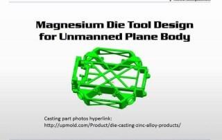 Magnesium Die Mold Design