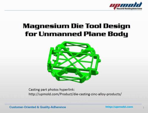 Magnesium Die Casting Mold Design