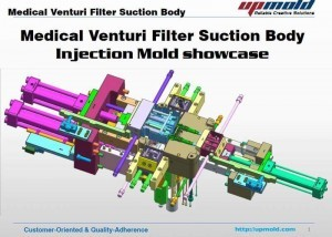 Medical-Venturi-Filter-Suction-Body-injection-mold-project