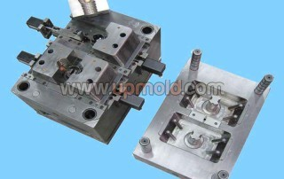 Pipe Connection Plastic Injection Tooling