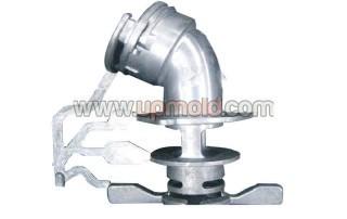 Pumper Elbow Connecter