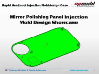 Rapid Heat Cool Molding mold design