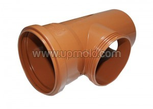T-Branch Pipe Part