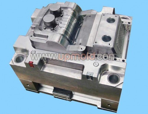 Automotive Bottle Holder Injection Mold
