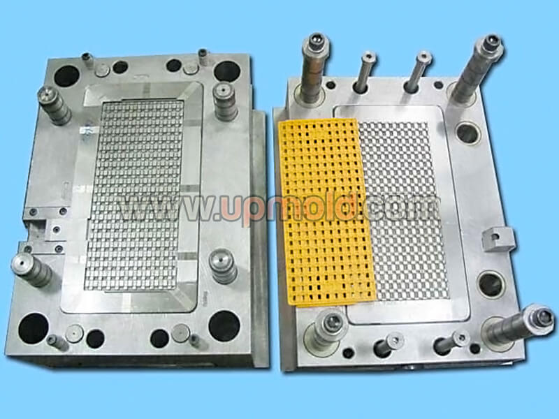 Automotive Cushion Plastic Mold