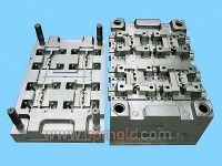 Automotive Frame Component Plastic Injection Tooling