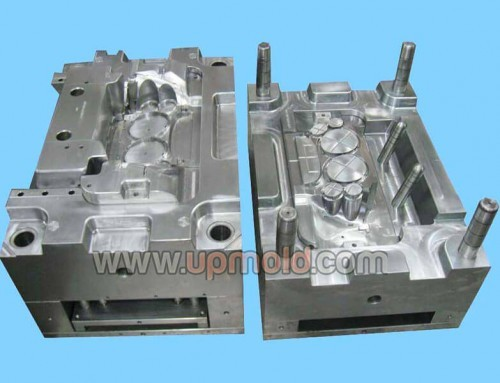 Automotive Instrument Injection Mould