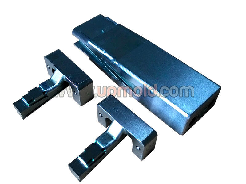 Machined Tooling Slide components