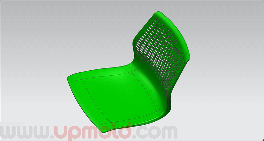 Chair Injection Mold design & manufacturing company - Upmold