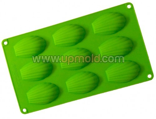 Silicone Clam Cake Molds