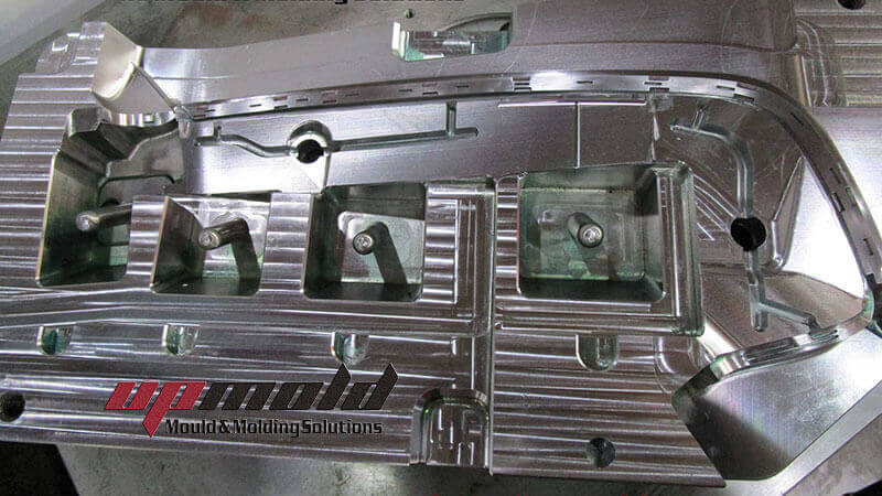 injection mold cavity