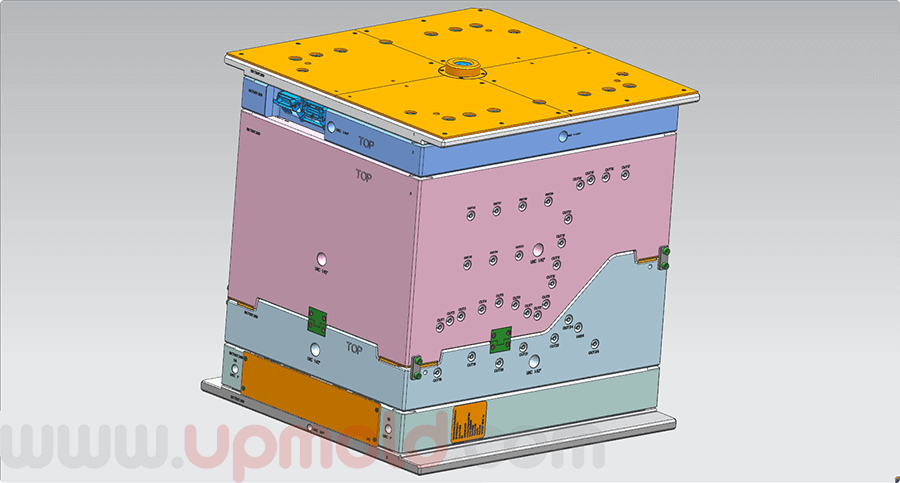 Plastic Injection Mold Design For Chair Injection Mold