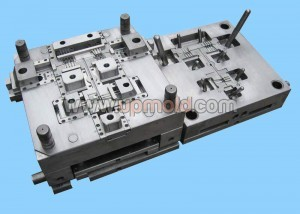 Pipe Connection Injection Mold
