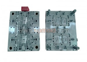 Plastic Injection Mold Of Electronic Cover