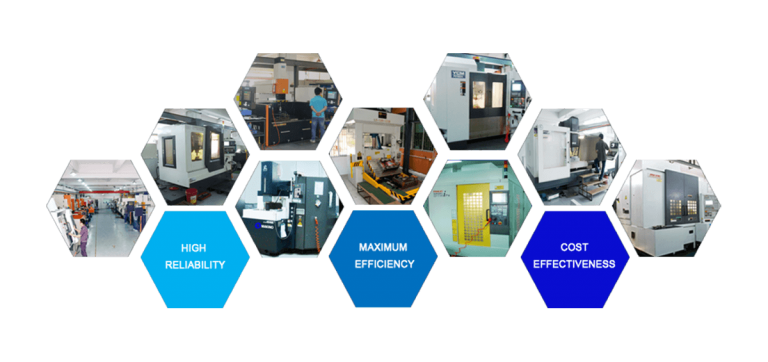 efficient mold manufacturing With our on-site tooling facility we provide quick and efficient mold repairs or entire transfer process including the hand-off to our manufacturing team for full.