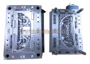 plastic-injection-mold-of-automotive-instrument-housing