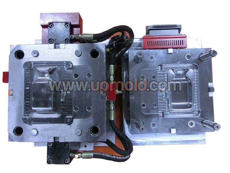 Plastic Injection Mold Of Electronic Housing
