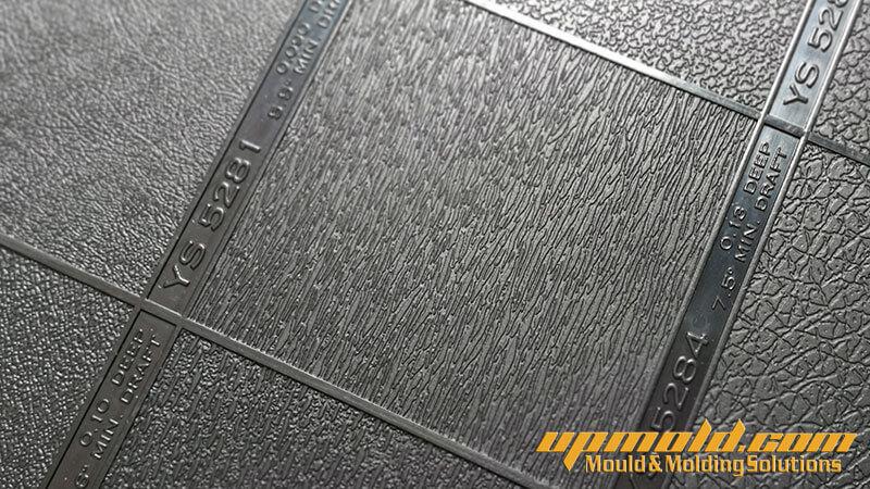 Mold-Tech Texture Drafting Angle | Grain depth draft angle