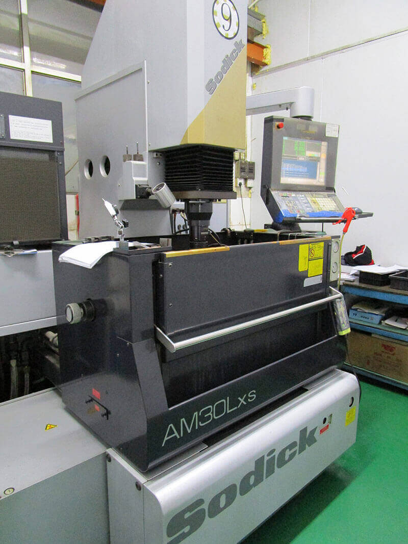 Sodice Mirror EDM Machine