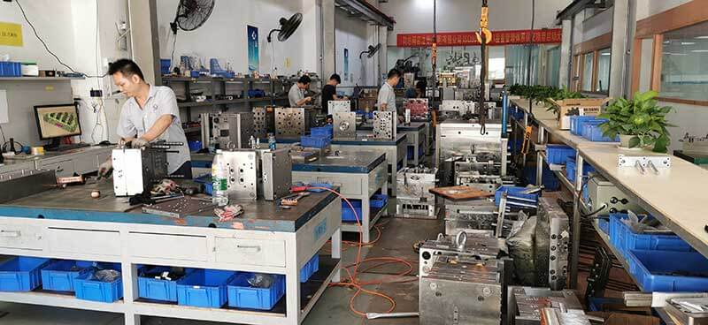 tooling manufacturing workshop